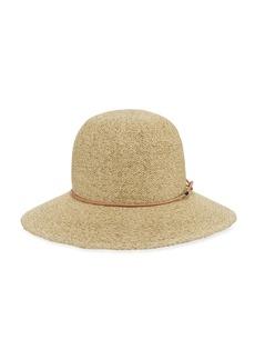 Rag & Bone Devon Straw Cloche Hat