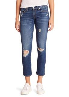 Rag & Bone Distressed Ankle Jeans