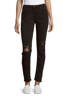 Rag & Bone Distressed Denim Jeans