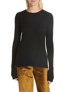 rag & bone Donna Mohair & Wool Blend Sweater