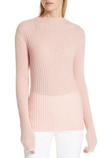 rag & bone Donna Mohair Blend Sweater