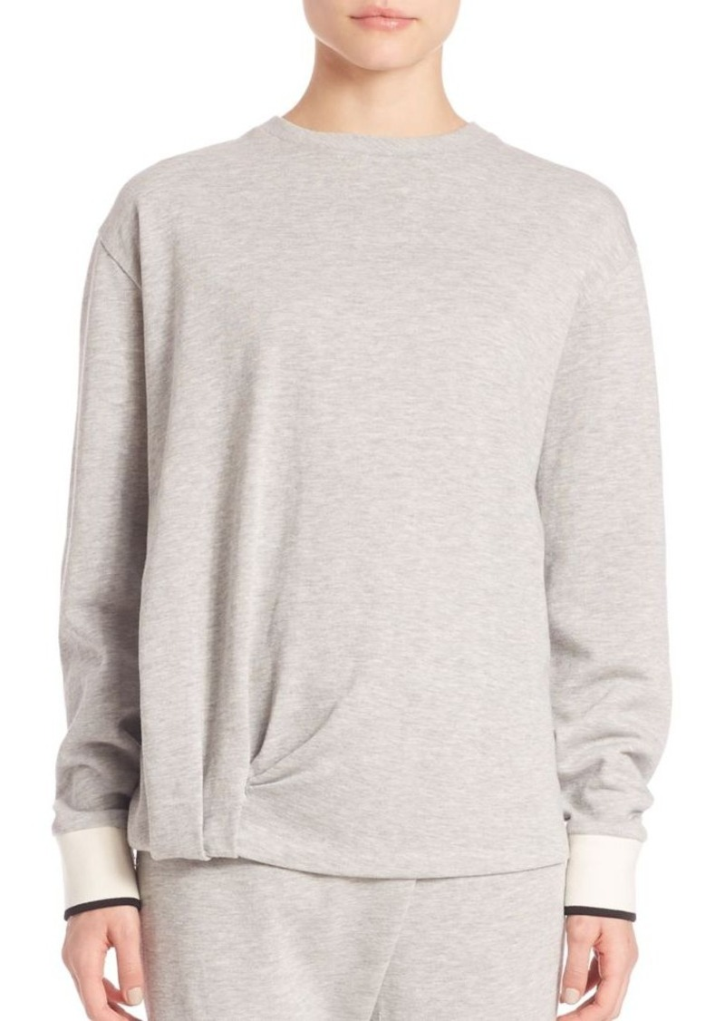 Rag & Bone Draped Knot Pullover