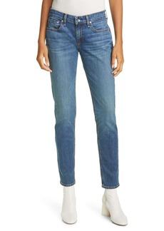 rag & bone Dre Low Rise Slim Boyfriend Jeans (Bellview)