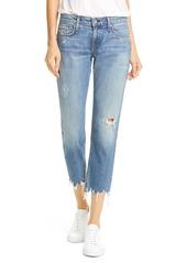 rag & bone Dre Slim Boyfriend Jeans (Dobbie)
