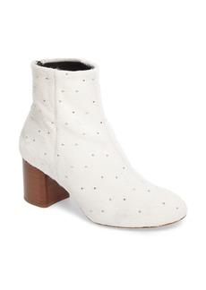 rag & bone Drea Genuine Calf Hair Block Heel Bootie (Women)