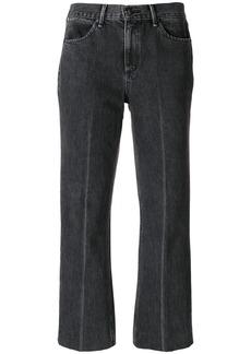 Rag & Bone Dylan cropped trousers - Grey