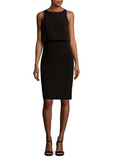 Rag & Bone Eliza Sleeveless Sheath Dress