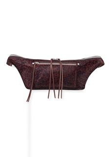 Rag & Bone Elliot Calf Hair Fanny Pack Bag