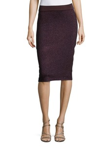 Rag & Bone Embellished Pull-On Skirt