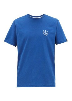 Rag & Bone Embroidered daggers cotton-jersey T-shirt