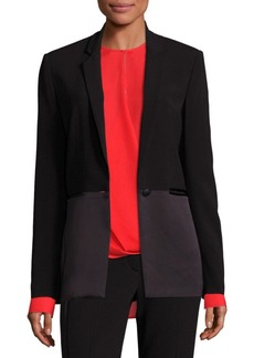 Rag & Bone Emmet Two-Tone Blazer