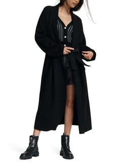 rag & bone Emory Merino Wool Sweater Coat