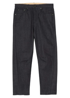 rag & bone Engineered Taper Slim Fit Jeans (Raw)