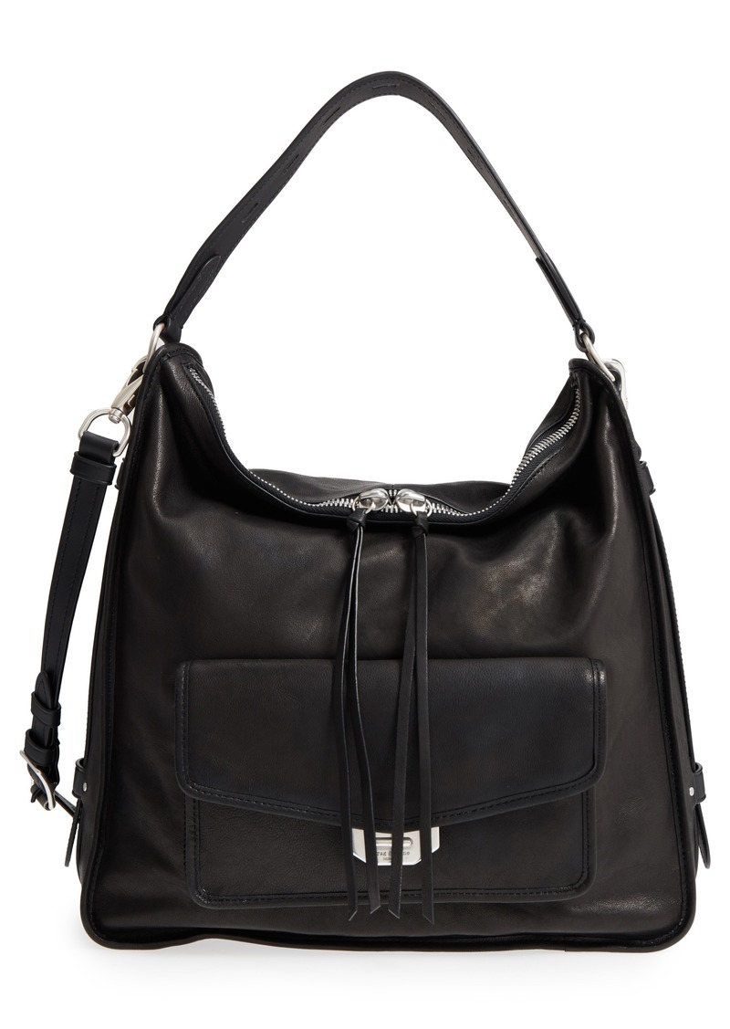 rag & bone Field Leather Hobo