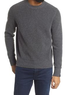 rag & bone Finch Ribbed Crewneck Sweater