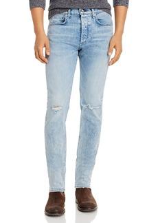 rag & bone Fit 1 Skinny Fit Jeans in Berg