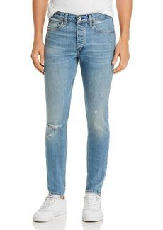 rag & bone Fit 1 Skinny Fit Jeans in Fire Island