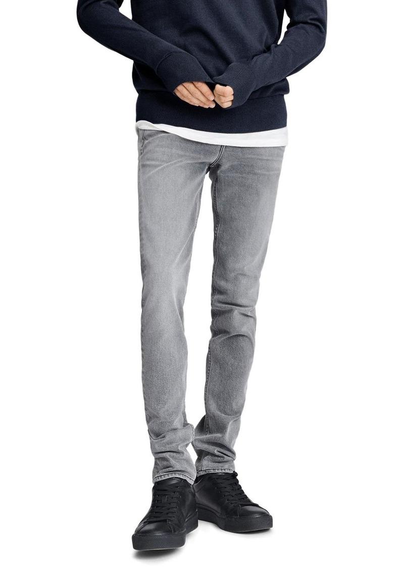 rag & bone Fit 1 Skinny Fit Jeans in Greyson