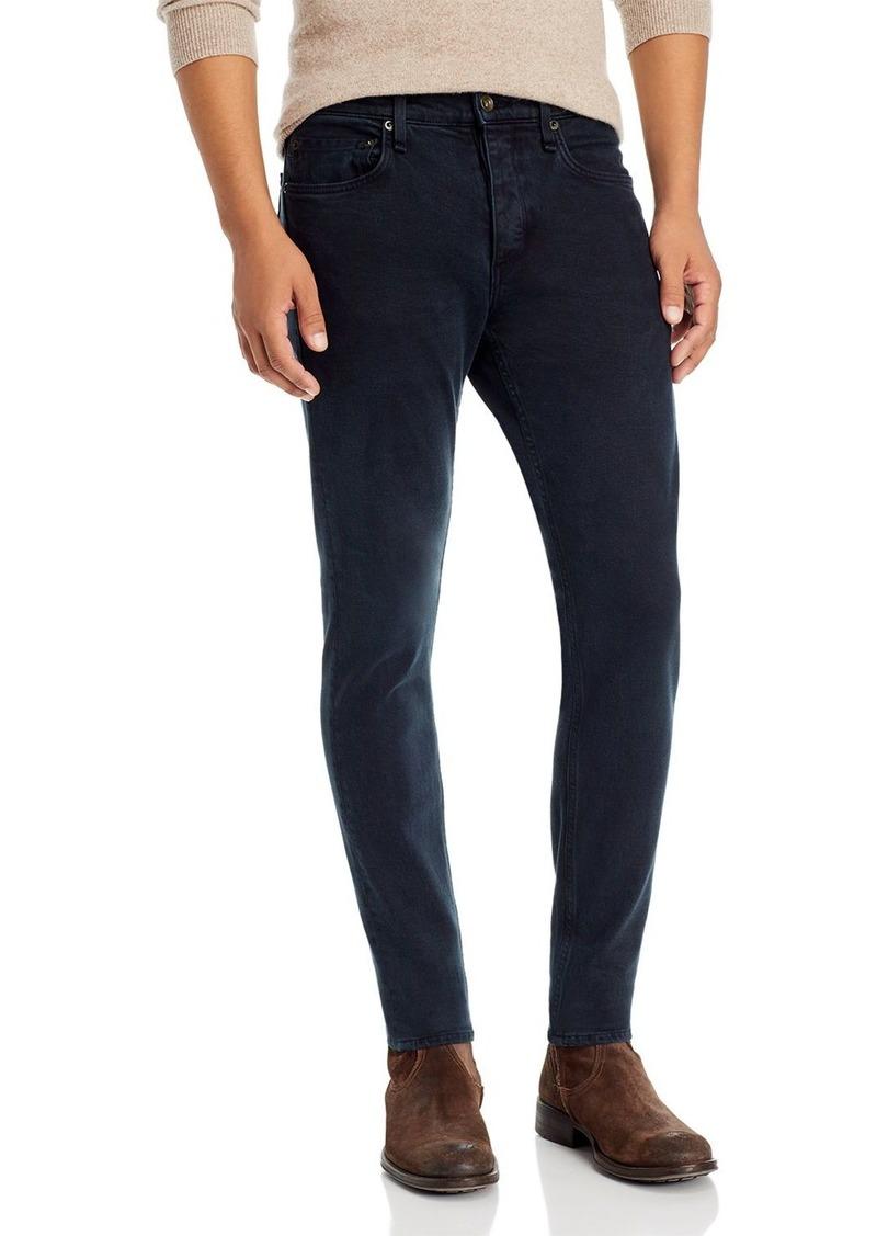 rag & bone Fit 1 Skinny Fit Jeans in Navy