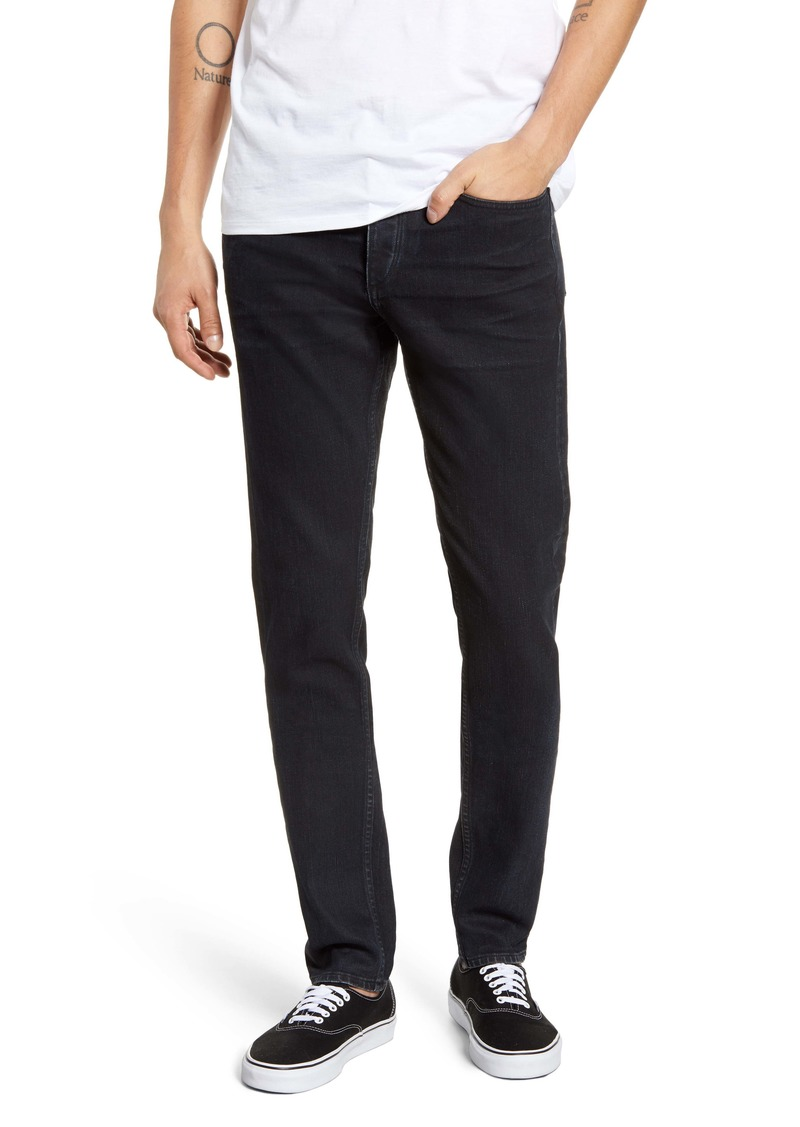 rag & bone Fit 1 Skinny Fit Jeans (Reckless Night)