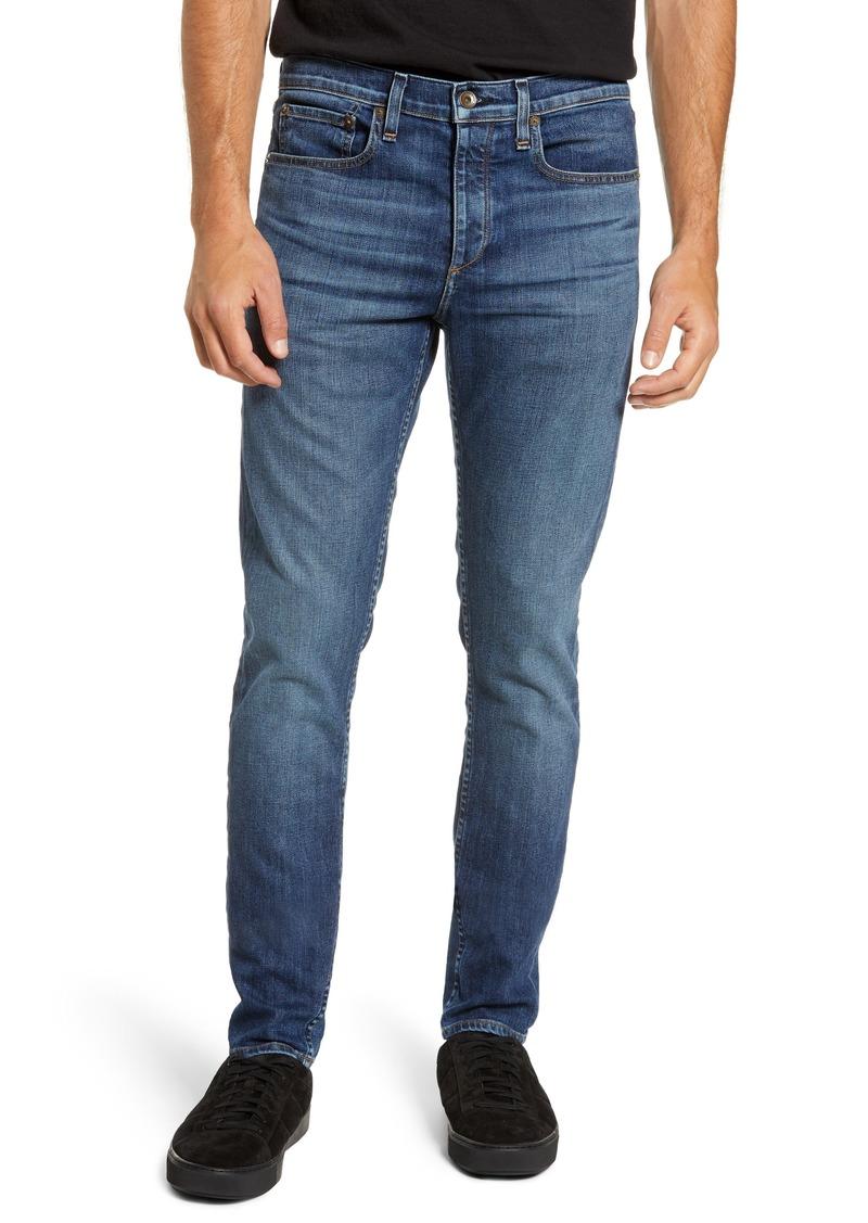 rag & bone Fit 1 Skinny Fit Jeans (Throop)