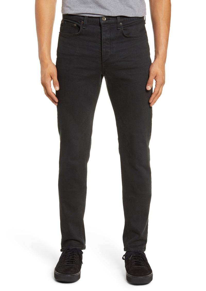 rag & bone Fit 2 Slim Fit Jeans (Blackened Green)