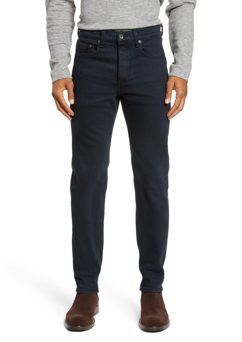 rag & bone Fit 2 Slim Fit Jeans (Blackened Navy)