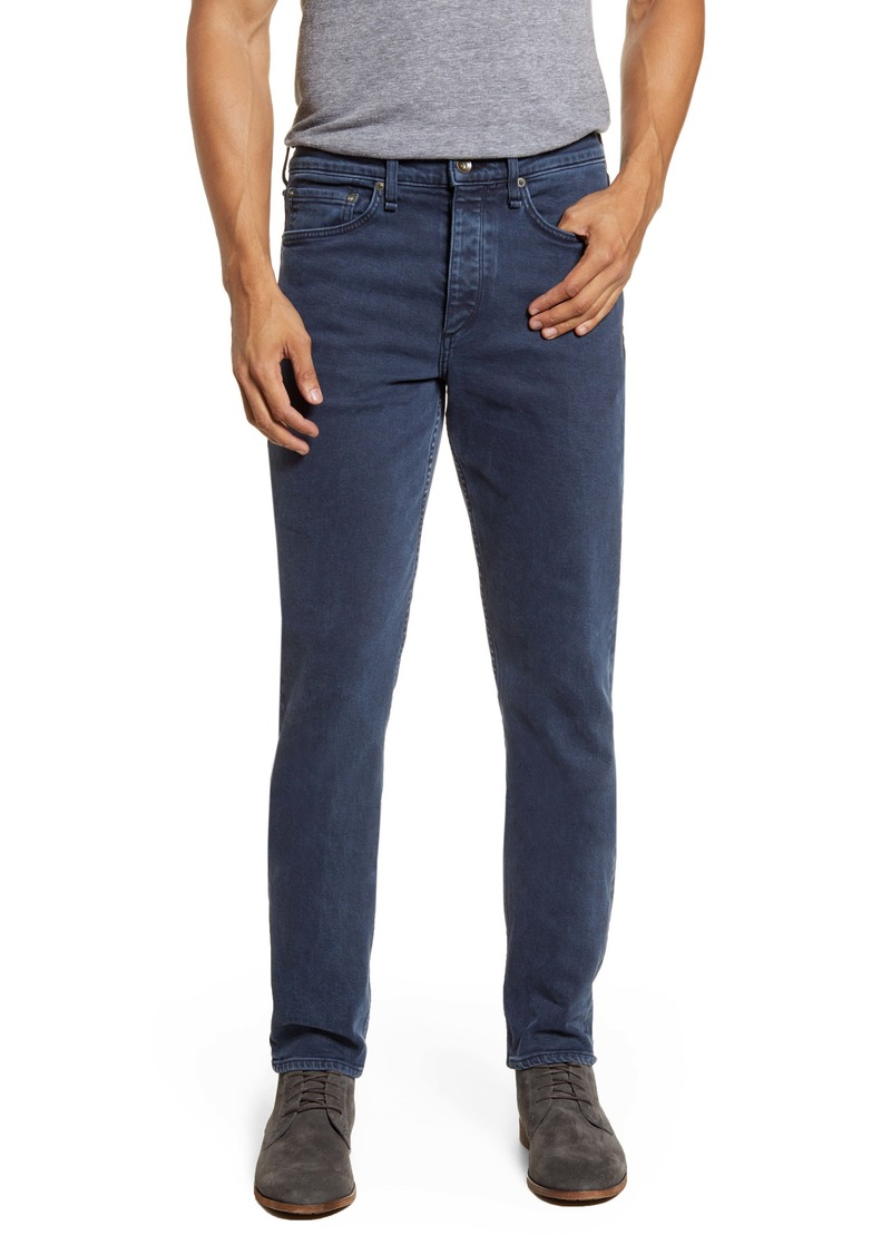 rag & bone Fit 2 Slim Fit Jeans (Dark French Blue)