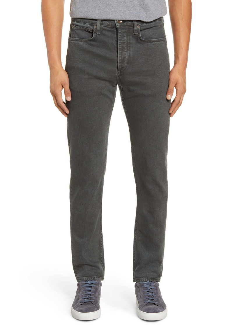 rag & bone Fit 2 Slim Fit Jeans (Fatigue Grey)