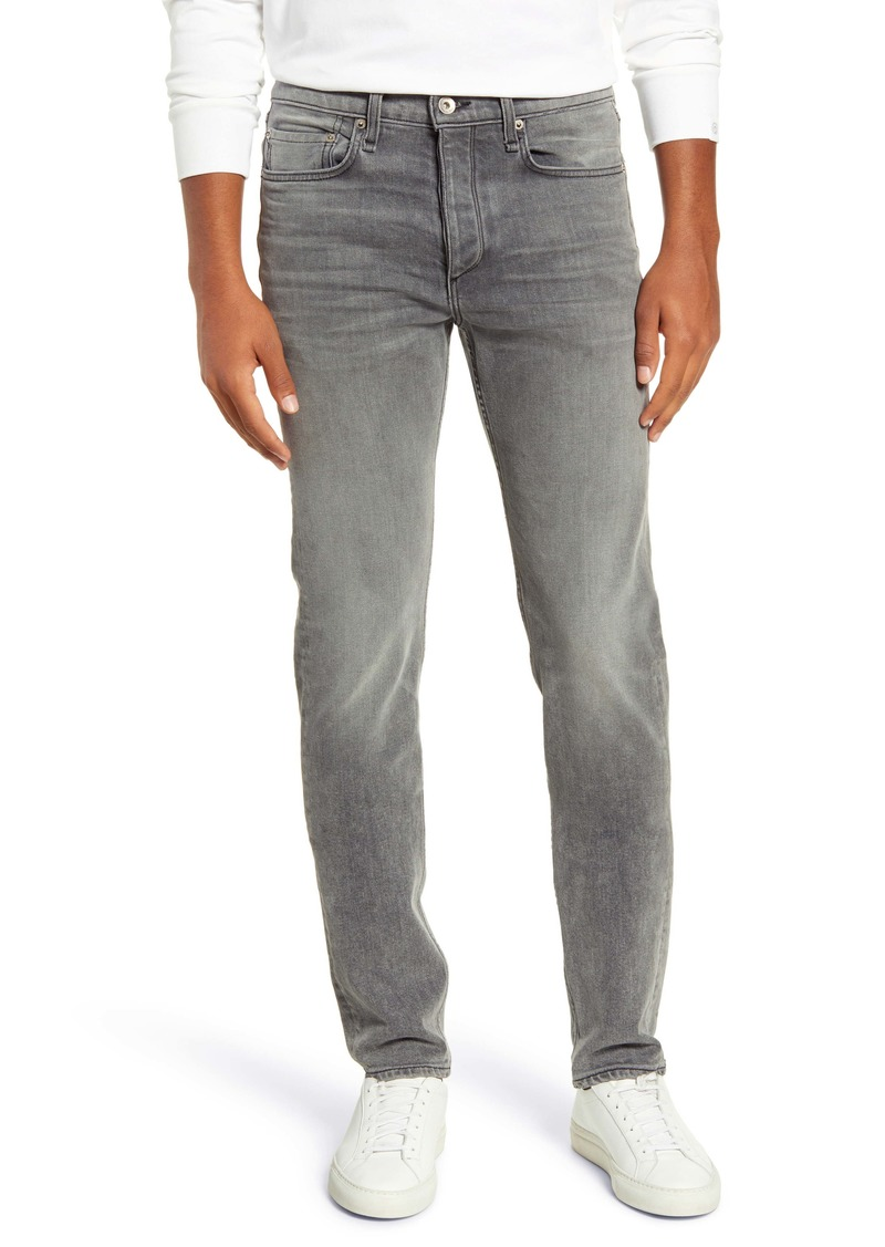 rag & bone Fit 2 Slim Fit Jeans (Greyson)