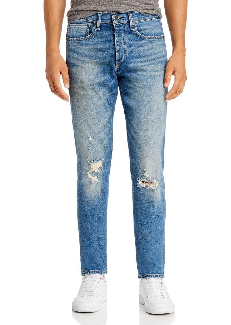 rag & bone Fit 2 Slim Fit Jeans in Palisade