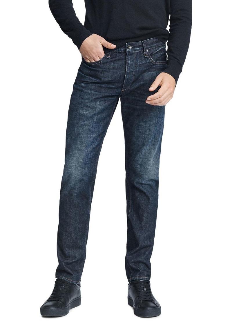 rag & bone Fit 2 Slim Fit Jeans in Scout