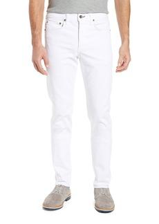 rag & bone Fit 2 Slim Fit Jeans (White Broken Twill)