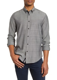 rag & bone Fit 2 Tomlin Slim Fit Herringbone Button-Down Shirt