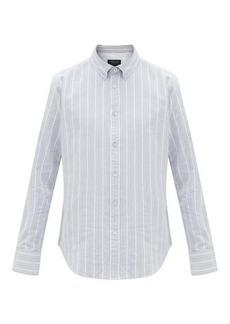 Rag & Bone Fit 2 Tomlin striped cotton-oxford shirt