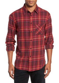 rag & bone Fit 3 Plaid Classic Beach Shirt