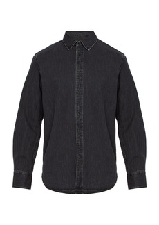 Rag & Bone Fit 3 single-cuff denim shirt