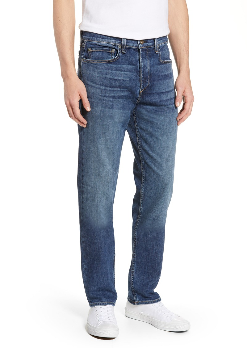 rag & bone Fit 3 Slim Straight Leg Jeans (Throop)