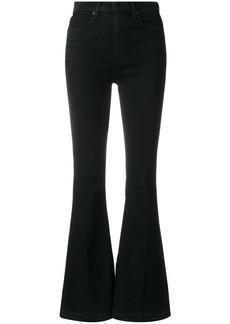 Rag & Bone flared trousers - Black