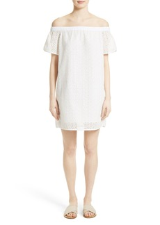 rag & bone Flavia Off the Shoulder Dress