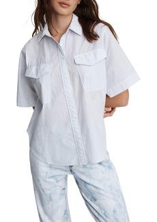 rag & bone Florian Button-Up Shirt