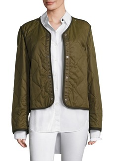 Rag & Bone Forest Liner Quilted Jacket
