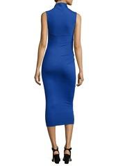 Rag & Bone Francis Sleeveless Wool Midi Dress