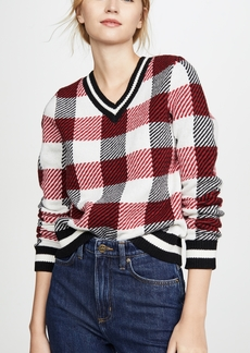 Rag & Bone Gabby V Neck Sweater