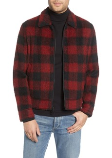 rag & bone Garage Buffalo Check Jacket