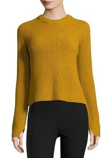 Rag & Bone Genna Ribbed Pullover Sweater