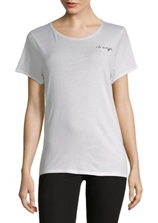Rag & Bone Graphic Cotton Tee