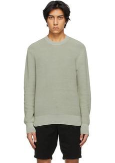 rag & bone Green Dexter Sweater