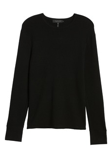 rag & bone Gregory Merino Wool Blend Crewneck Sweater