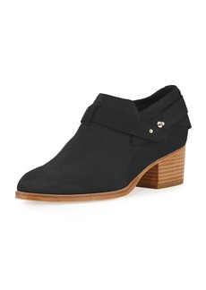 Rag & Bone Harley Belted Leather Bootie